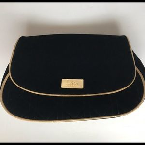 Christian Dior parfums cosmetic/toiletry bag